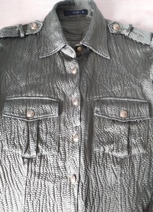 Etro шелковая рубашка 404 фото