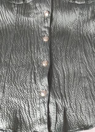Etro шелковая рубашка 405 фото