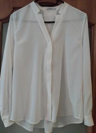 J. lindeberg шелковая блузка (36) шведского бренда класса «люкс»