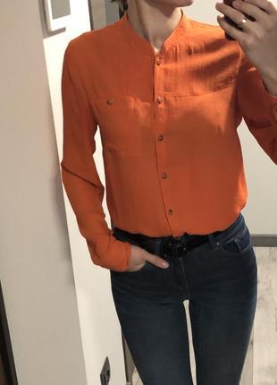 Яскрава сорочка від h&m {акція!!!! 🎁 1 + 1 = 3️⃣!!!}