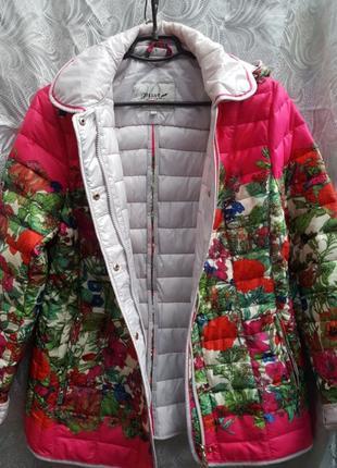 Демисезонная куртка plist