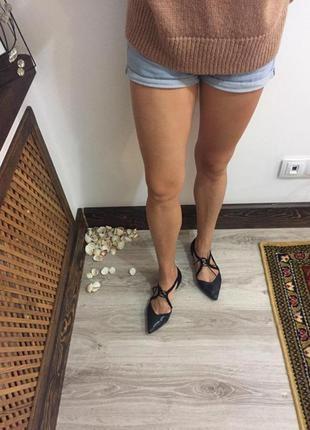 Легкие летние туфли