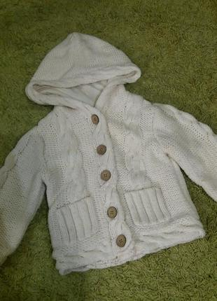 вязаные пальто для девочек детские 2019 купить недорого детские
