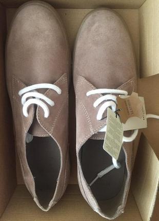Чоловічі туфлі mng  натуральний замш!!!