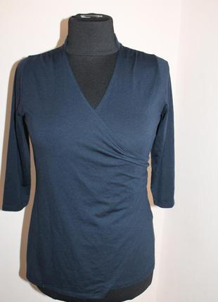 Португальська блуза з віскози і еластану