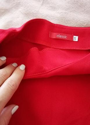 Мега красивое платье красного цвета!!! крой просто супер!3 фото