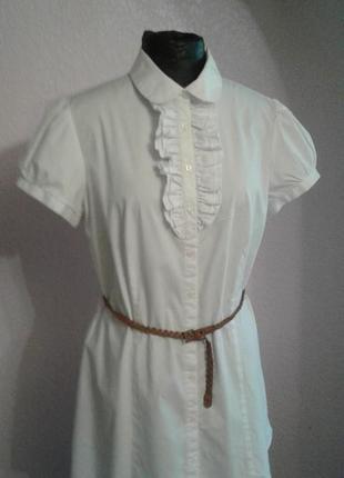 Рубашка туника 16размер