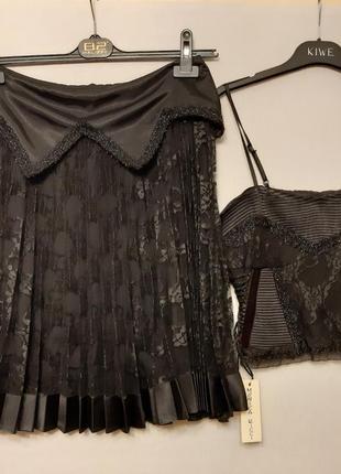 Красивая юбка monika ricci р. 40