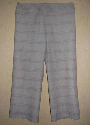 Стильные клетчатые брюки dorothy perkins