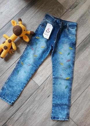 Новые джинсы на девочку турция🌹🌹