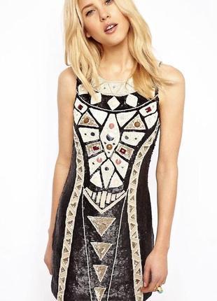 Продам платье needle&thread