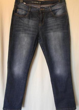 C&a the cropped jeans-жен.укороченные джинсы р.42