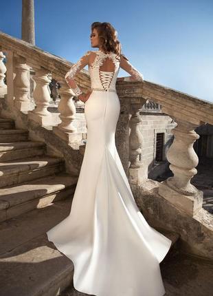 Новое платье итальянского бренда ариамо брайдал