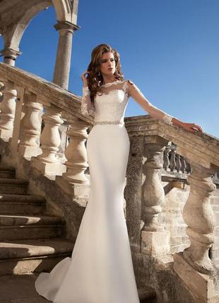Новое платье итальянского бренда ариамо брайдал2 фото