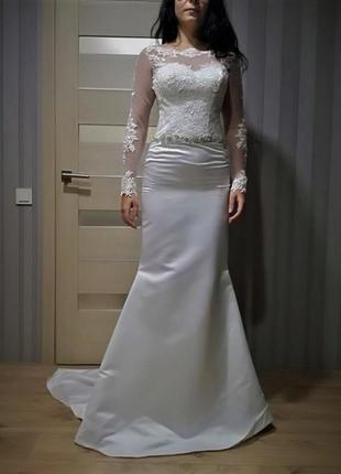 Новое платье итальянского бренда ариамо брайдал4 фото
