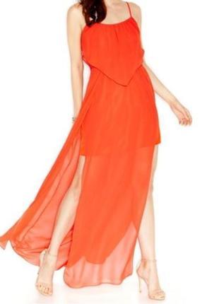 Шикарное платье bcbgeneration