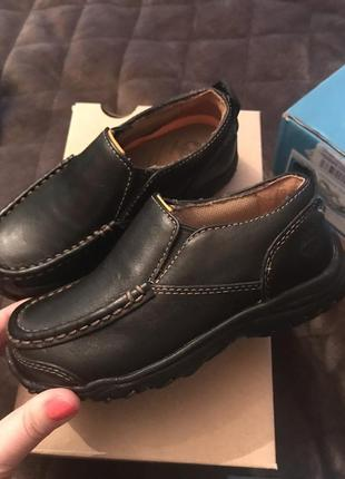 Timberland модные кожаные мокасины лоферы туфли деми