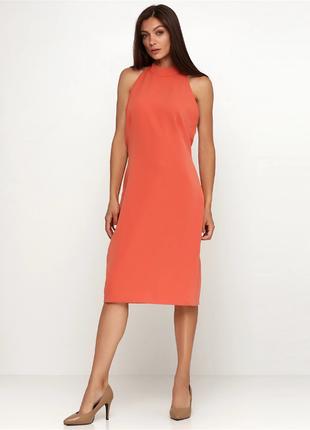 Zara платье с открытой спиной скидка