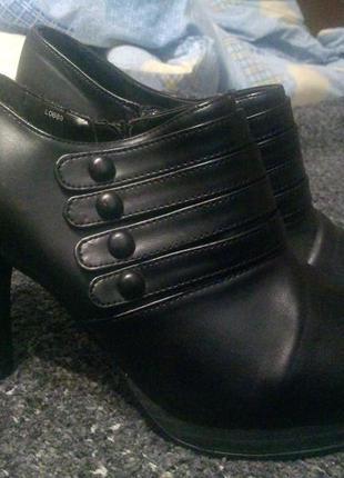 Lilley & skinner ботинки ботильоны туфли