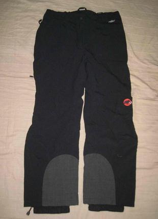 Mammut (м/42) зимние горнолыжные штаны женские