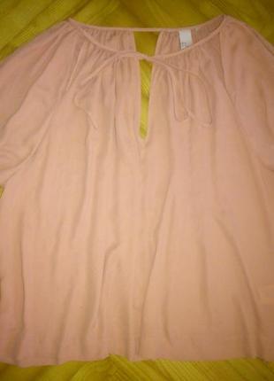 Шикарная шифоновая блуза от h&m! p.-36