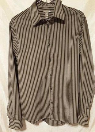 Мужская рубашка h&m1 фото