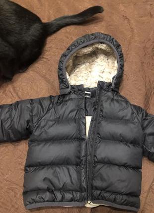 Куртка демисезонная h&m 86 размер