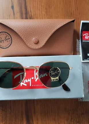 Солнцезащитные очки ray ban rb 3548n оригинал