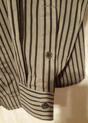 Мужская рубашка h&m3 фото