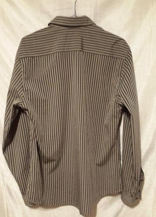 Мужская рубашка h&m4 фото