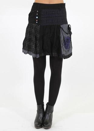 Desigual, оригинал, юбка, размер m-l.