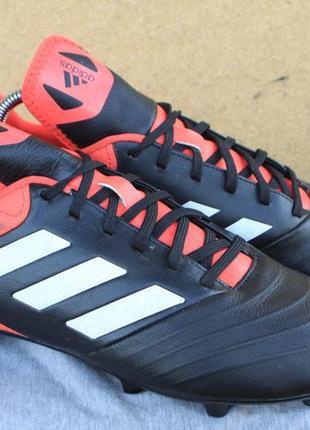 Футбольные бутсы adidas кожа новые 45р копы