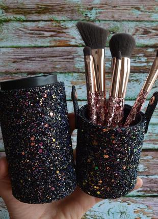 Набор кистей для макияжа sephora rising star canister brush set