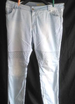 Хорошие фирменные джинсы скинни стрейч1 фото