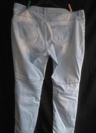 Хорошие фирменные джинсы скинни стрейч3 фото