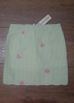 Красивая юбка bushwacker 5 лет новая