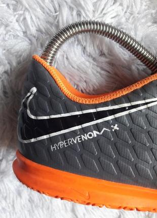 Футзалки nike hypervenomx ah7296-0813 фото