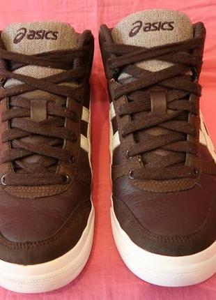 Фирменные кроссовки asics (оригинал) - 39 размер