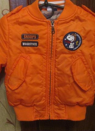 Продам куртку-бомбер бренду original marines