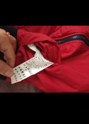 Куртка двостороння benetton4 фото