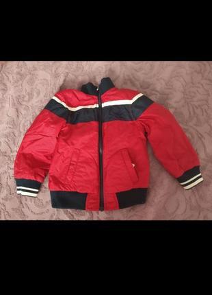 Куртка двостороння benetton5 фото