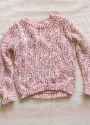 Нежный зефирный свитер/ ніжний зефірний светрик