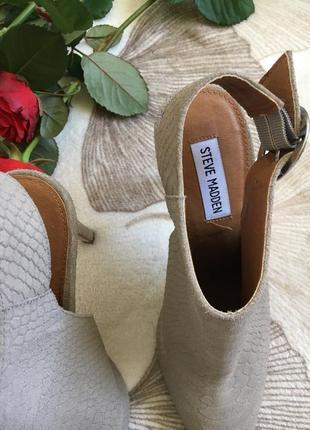 Шикарные натуральные фирменные туфли распродажа вещи до 100грн4 фото