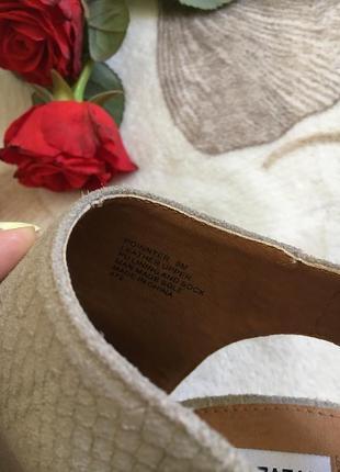 Шикарные натуральные фирменные туфли распродажа вещи до 100грн6 фото