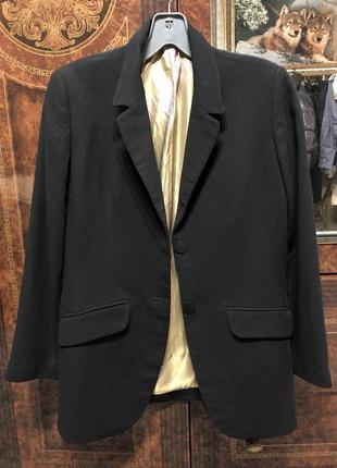 Чёрный пиджак next