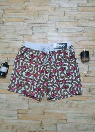 Новые, стильные шорты с розочками от panuu
