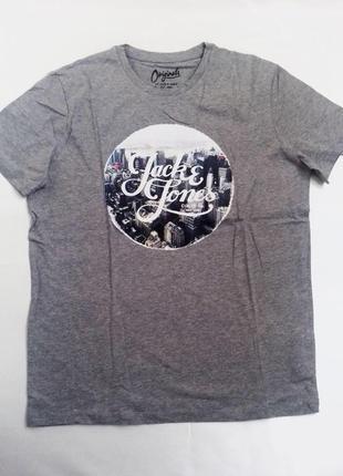 №64 футболка jack & jones