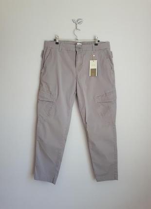 Летние штаны,  брюки - карго  мужские bershka