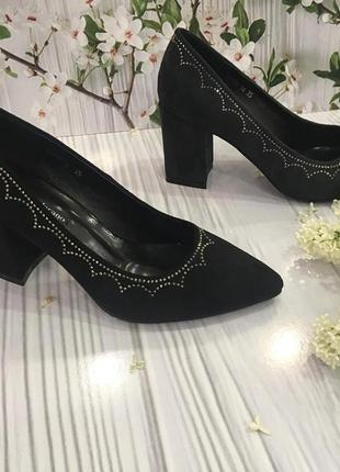Туфли женские lino morano