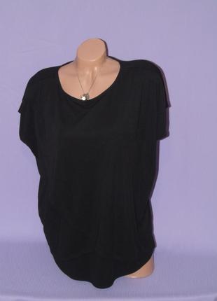 Базовая черная футболка от asos